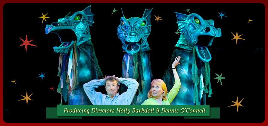 producing directors holly barkdoll and dennis o'connell